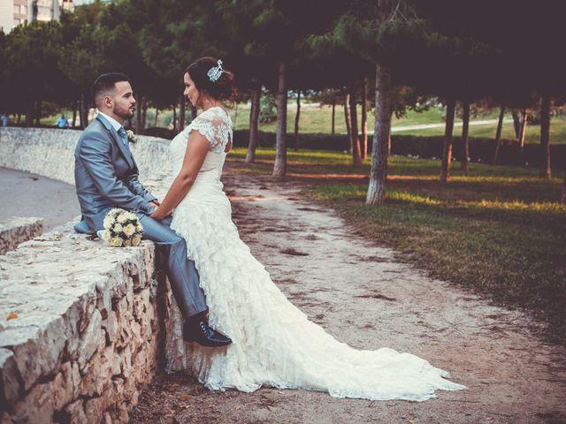 La boda de Sergio y Sandra en Valencia, Valencia 11