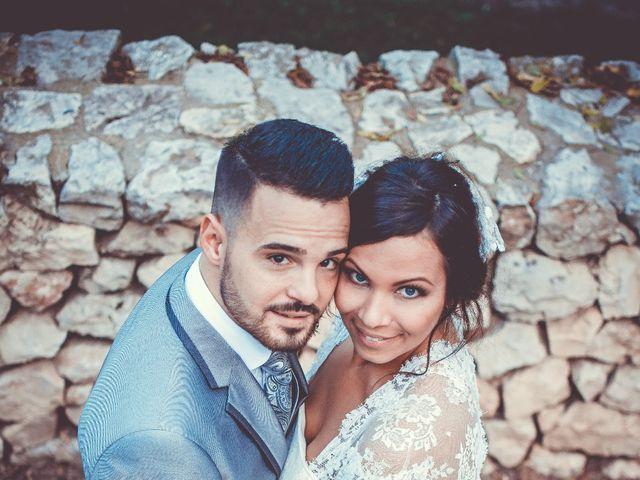 La boda de Sergio y Sandra en Valencia, Valencia 12