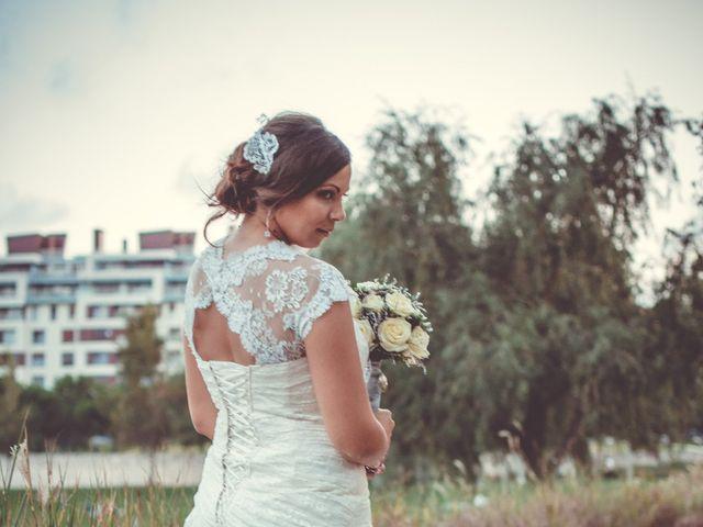 La boda de Sergio y Sandra en Valencia, Valencia 15