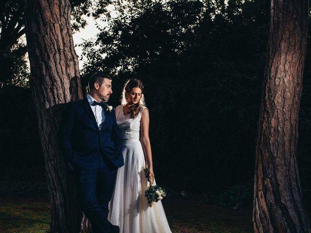 La boda de Nathalie y Ruben