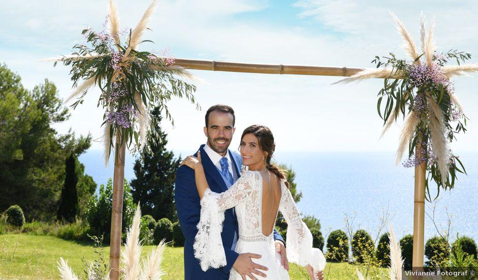 La boda de Vanessa y Franc en Lloret De Mar, Girona
