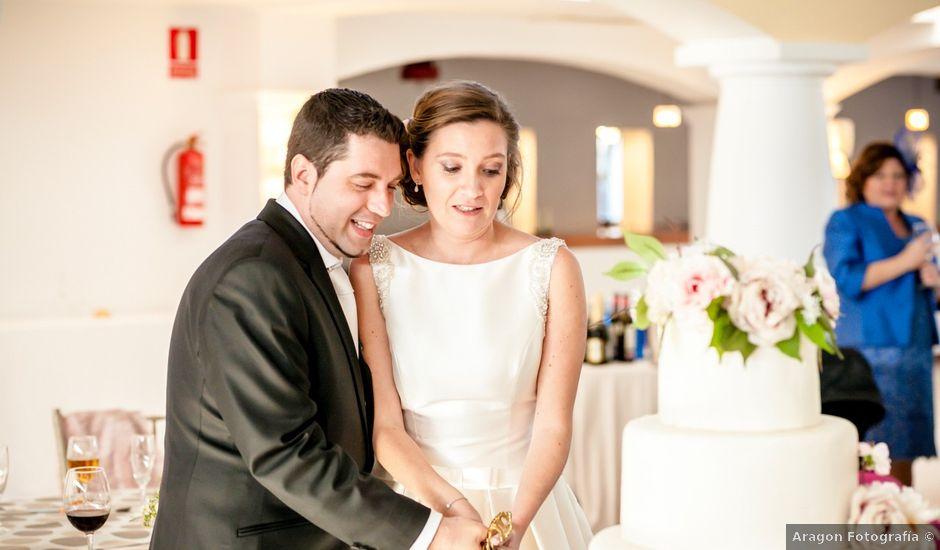 La boda de Virginia y Gustavo en Cartagena, Murcia