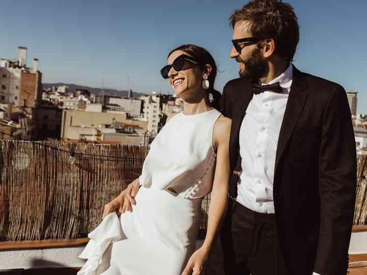 La boda de Pablo y Sofía