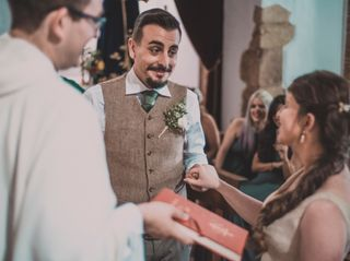 La boda de Carmen y Alex 2