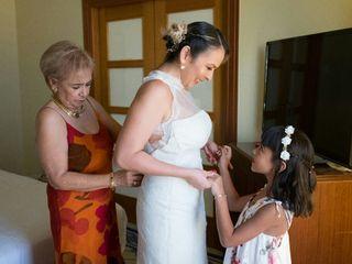 La boda de Eny Matute y Gianluigi Pignatari 1