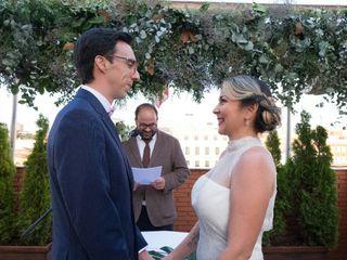 La boda de Eny Matute y Gianluigi Pignatari 2