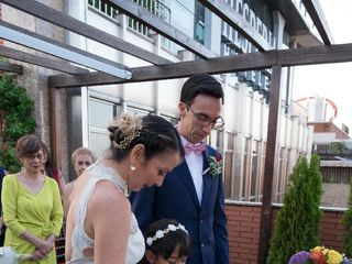 La boda de Eny Matute y Gianluigi Pignatari 3