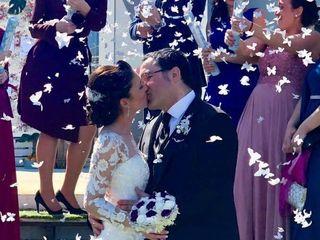 La boda de Sandra y Chimo 1