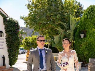 La boda de Sandra y Chimo 2