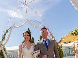 La boda de Sandra y Chimo 3