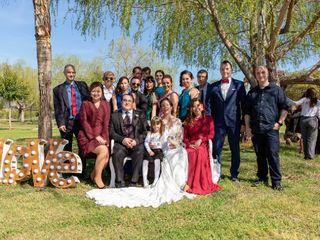 La boda de Sandra y Chimo