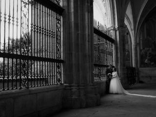 La boda de Marta y Johannes