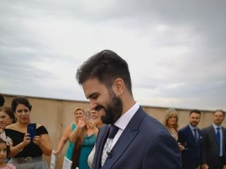 La boda de Gloria  y Juan Luis 1