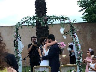 La boda de Gloria  y Juan Luis 2
