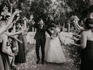 La boda de Verónica y Marian