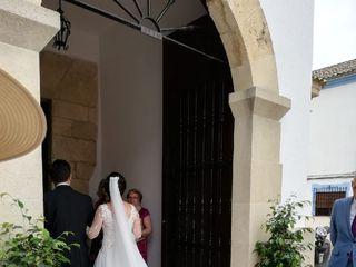 La boda de Lourdes  y Javier  3