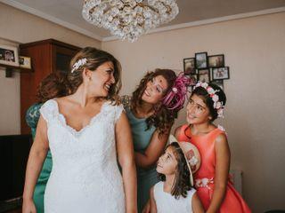 La boda de Lourdes  y Gonzalez 2