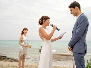 La boda de Ivan y Eva