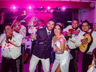 La boda de Jazmin y Carlos 1