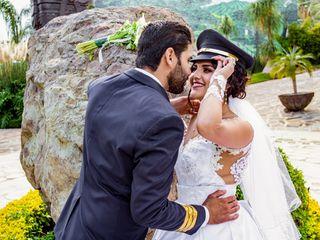 La boda de Jazmin y Carlos