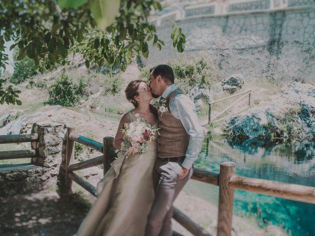 La boda de Alex y Carmen en Pontones, Jaén 14