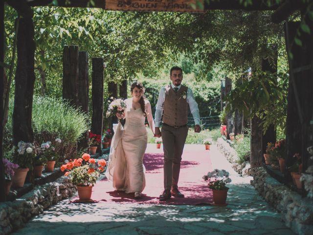 La boda de Alex y Carmen en Pontones, Jaén 1