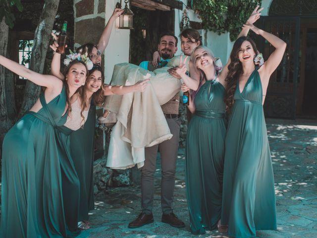 La boda de Alex y Carmen en Pontones, Jaén 2