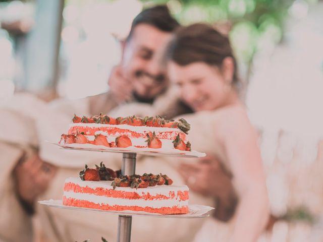 La boda de Alex y Carmen en Pontones, Jaén 19