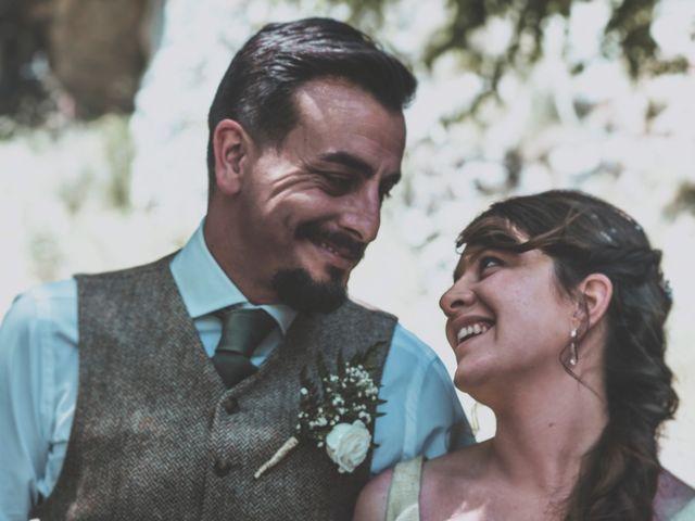 La boda de Alex y Carmen en Pontones, Jaén 22