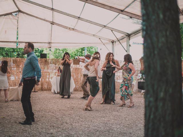 La boda de Alex y Carmen en Pontones, Jaén 25