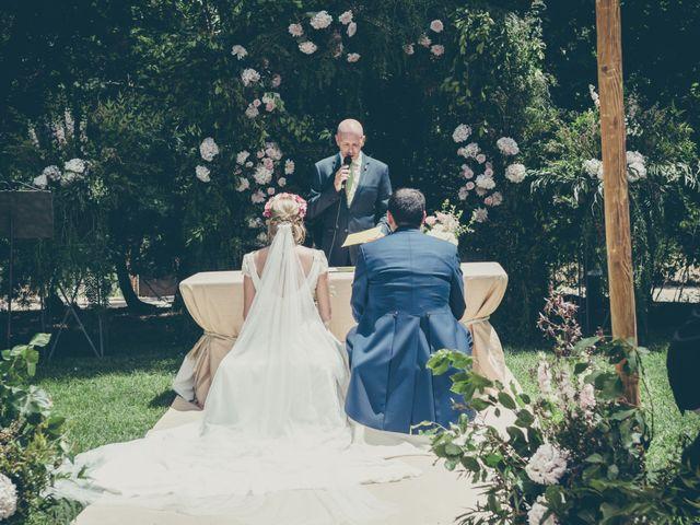 La boda de Rubén y Esther en Aldea Del Fresno, Madrid 66