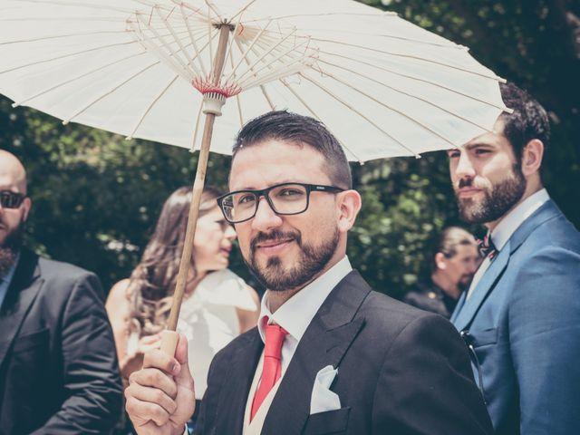 La boda de Rubén y Esther en Aldea Del Fresno, Madrid 75