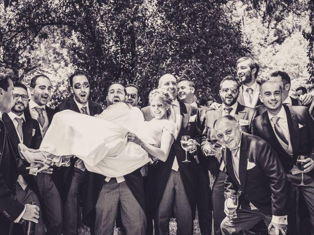 La boda de Rubén y Esther en Aldea Del Fresno, Madrid 83