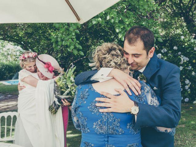 La boda de Rubén y Esther en Aldea Del Fresno, Madrid 91