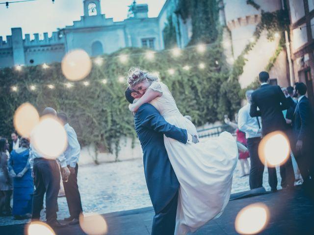 La boda de Rubén y Esther en Aldea Del Fresno, Madrid 116