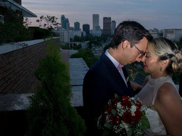 La boda de Eny Matute y Gianluigi Pignatari