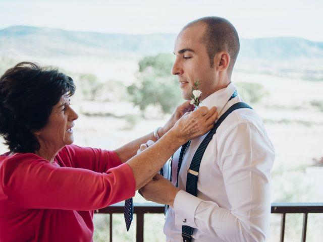 La boda de Jorge y Cristina en Torrecaballeros, Segovia 9