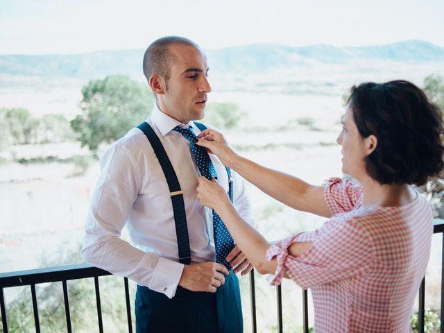 La boda de Jorge y Cristina en Torrecaballeros, Segovia 10