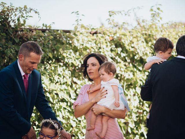 La boda de Jorge y Cristina en Torrecaballeros, Segovia 17