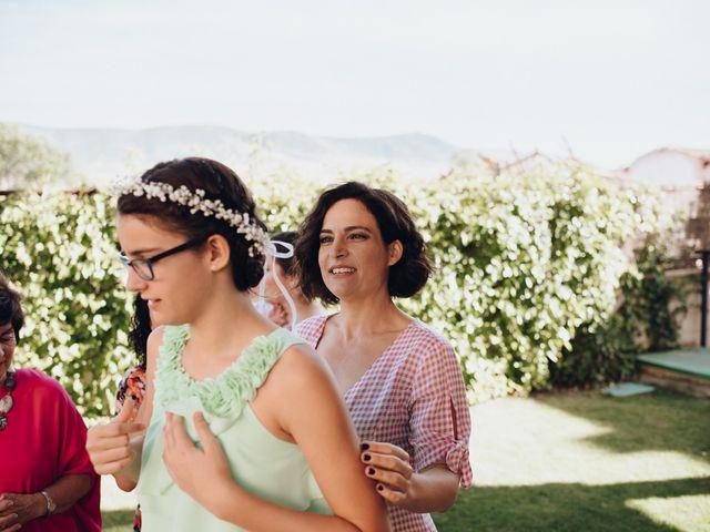 La boda de Jorge y Cristina en Torrecaballeros, Segovia 20