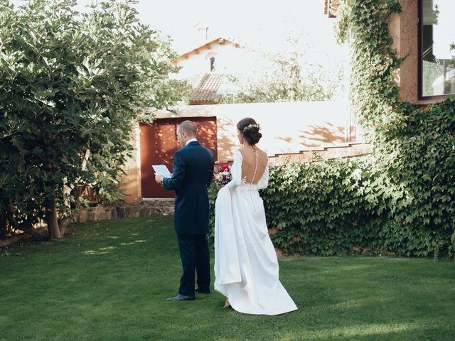 La boda de Jorge y Cristina en Torrecaballeros, Segovia 46