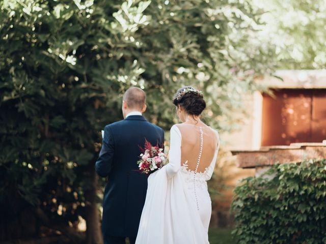 La boda de Jorge y Cristina en Torrecaballeros, Segovia 21