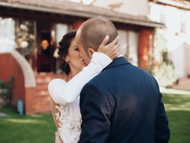 La boda de Jorge y Cristina en Torrecaballeros, Segovia 23