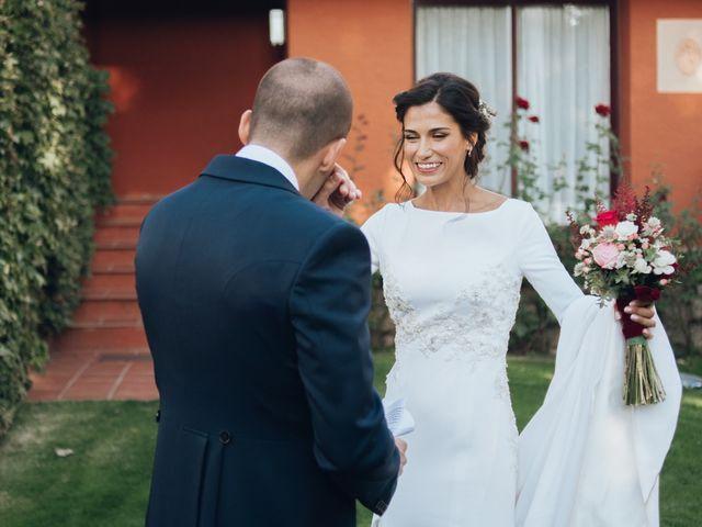 La boda de Jorge y Cristina en Torrecaballeros, Segovia 24