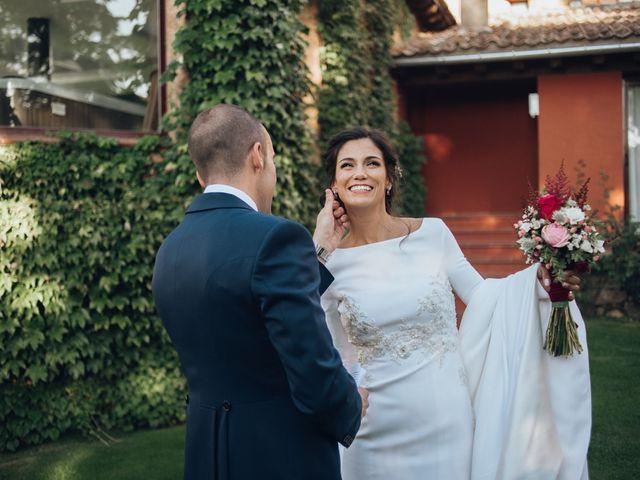 La boda de Jorge y Cristina en Torrecaballeros, Segovia 52