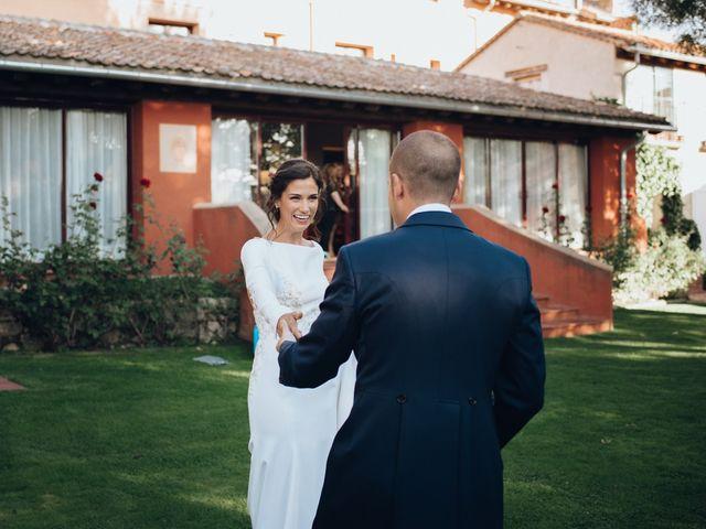 La boda de Jorge y Cristina en Torrecaballeros, Segovia 53