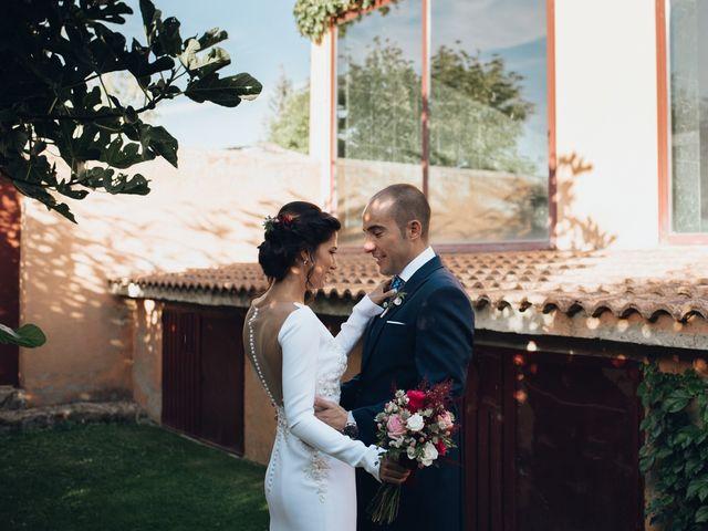 La boda de Jorge y Cristina en Torrecaballeros, Segovia 55