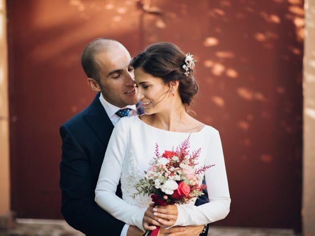 La boda de Jorge y Cristina en Torrecaballeros, Segovia 26