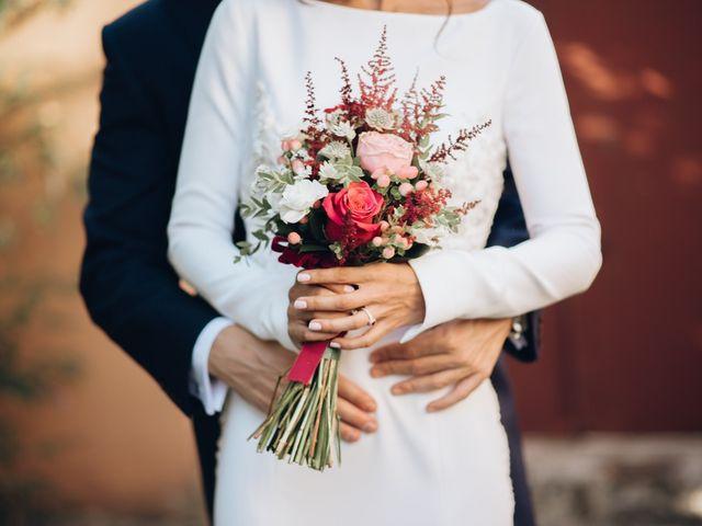 La boda de Jorge y Cristina en Torrecaballeros, Segovia 27