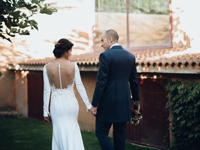 La boda de Jorge y Cristina en Torrecaballeros, Segovia 28